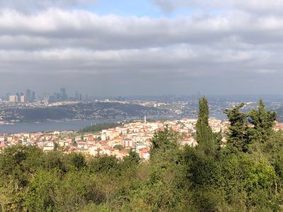Обзорные площадки Стамбула