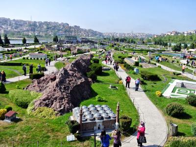 Парк Миниатюр вСтамбуле