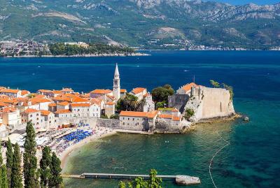 Очаровательная Черногория в июне